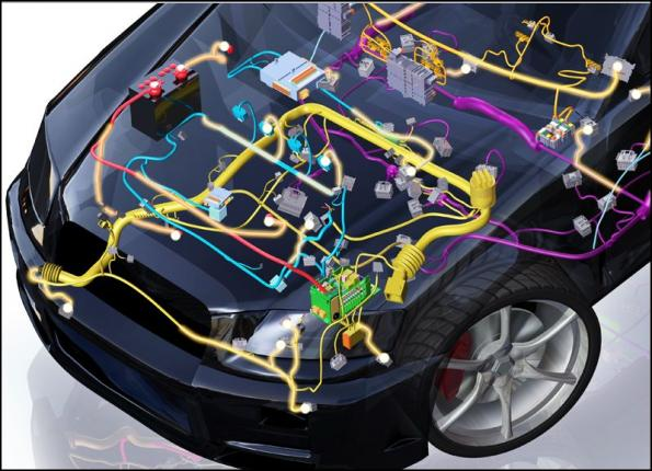 automotive wiring lumbar nerve root diagram delphi opens harness assembly plant in romania eenews europe is opening a new manufacturing facility at moldova noua the southwest region of site will produce modules