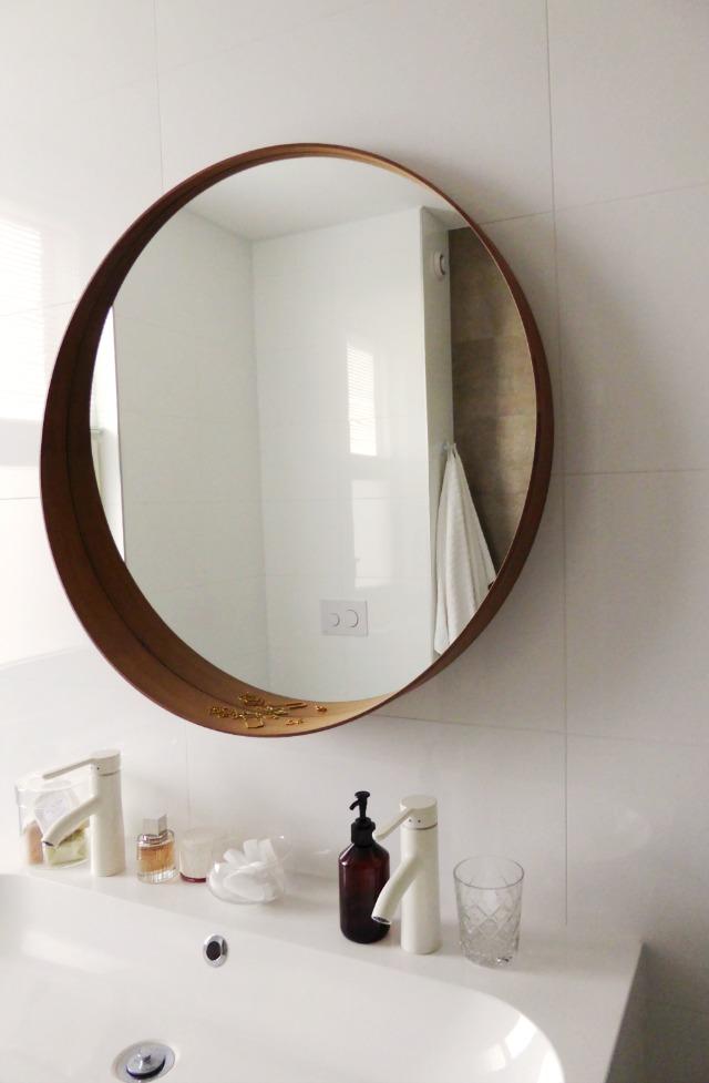 Een kijkje in mijn badkamer  Eenig Wonen