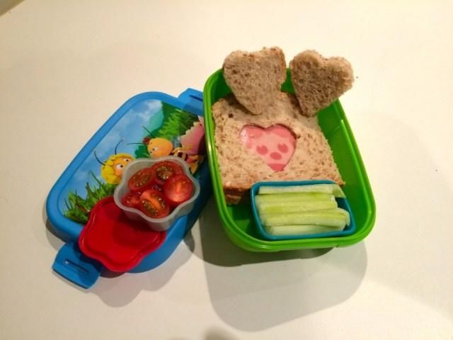 Brooddoosideetjes: leuke vormpjes