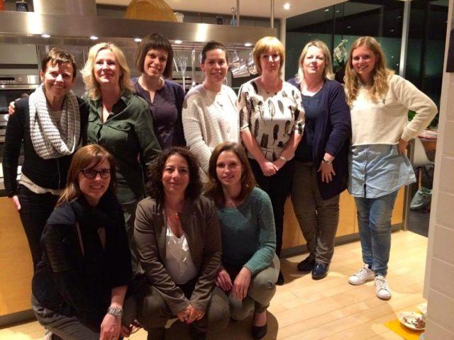 Foodbloggersetentje bij Christine Van Imschoot
