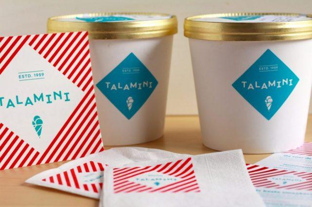 Talamini ijsbekers / www.eenlepeltjelekkers.be