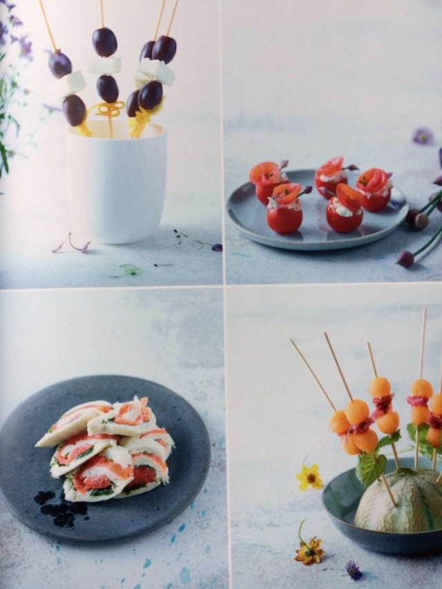 Ik kook gezond voor mijn kind - Kinderfeestje - prof. Kristel De Vogelaere / www.eenlepeltjelekkers.be