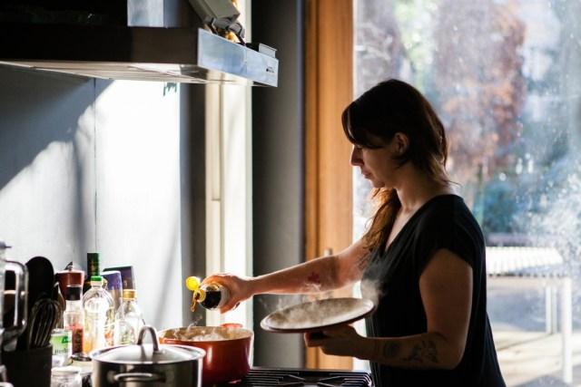 De gasten van Veerle - Elisa Kookt / www.eenlepeltjelekkers.be