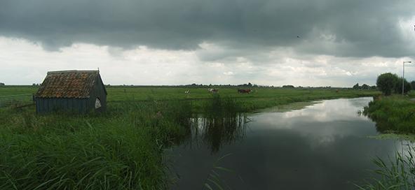 Zuiderwoude_polder