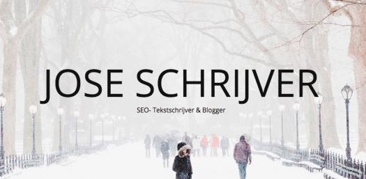 José is freelance SEO tekstschrijver en blogger