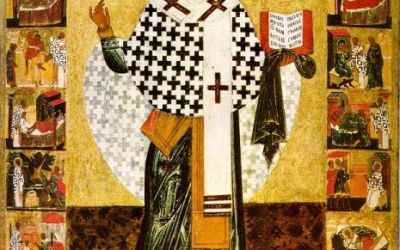 December 06; Our Holy Father Nicholas the Wonderworker, Archbishop of Myra in Lycia