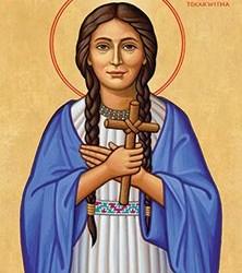 VIDEO: Blessed Kateri Tekakwitha – Canonized October 21, 2012