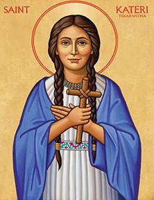 VIDEO: Blessed Kateri Tekakwitha – Canonized October 21, 2012