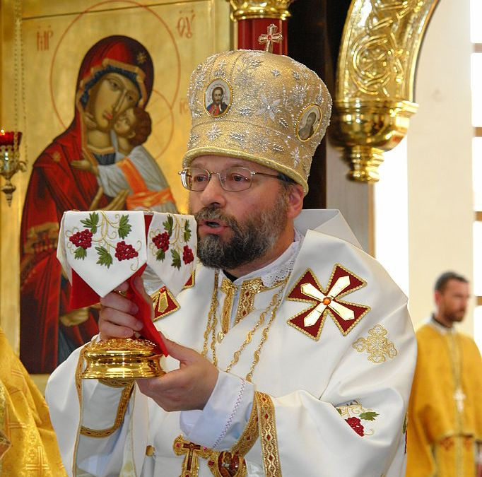 """THE CHURCH SHOULD NOT BE AFRAID TO SPEAK THE TRUTH ABOUT MARRIAGE AND THE FAMILY"", BISHOP HLIB LONCHYNA"
