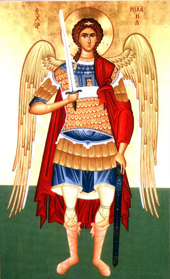 Nov 8, 2018: Synaxis of the Archangel Michael and the Other Bodiless Powers of Heaven