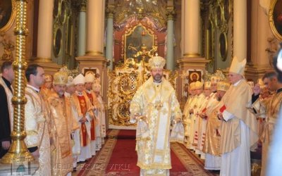 UGCC Synod of Bishops began its work with a Pontifical Divine Liturgy in Lviv