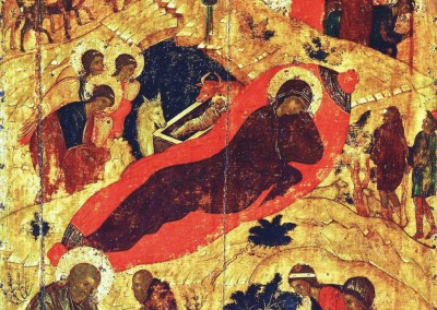Christmas & Theophany Service Schedules 2017