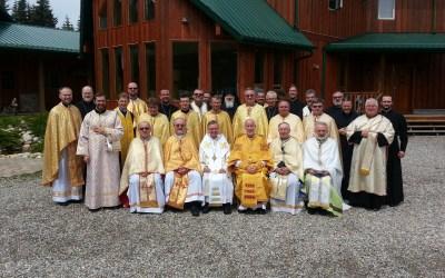 Photos: Clergy Retreat 2015