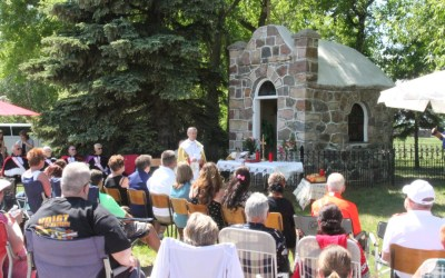 Photos: 75th Anniversary of the Siracky Chapel (Mundare)
