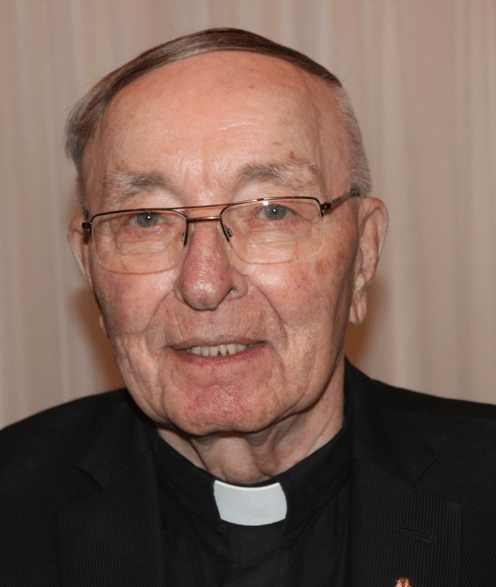 90 Years Old V. Rev. Archpriest Paul Lysak