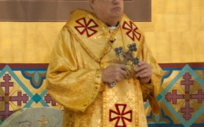 + Most Richard Seminack, Bishop of the Eparchy of Chicago Falls Asleep in The Lord