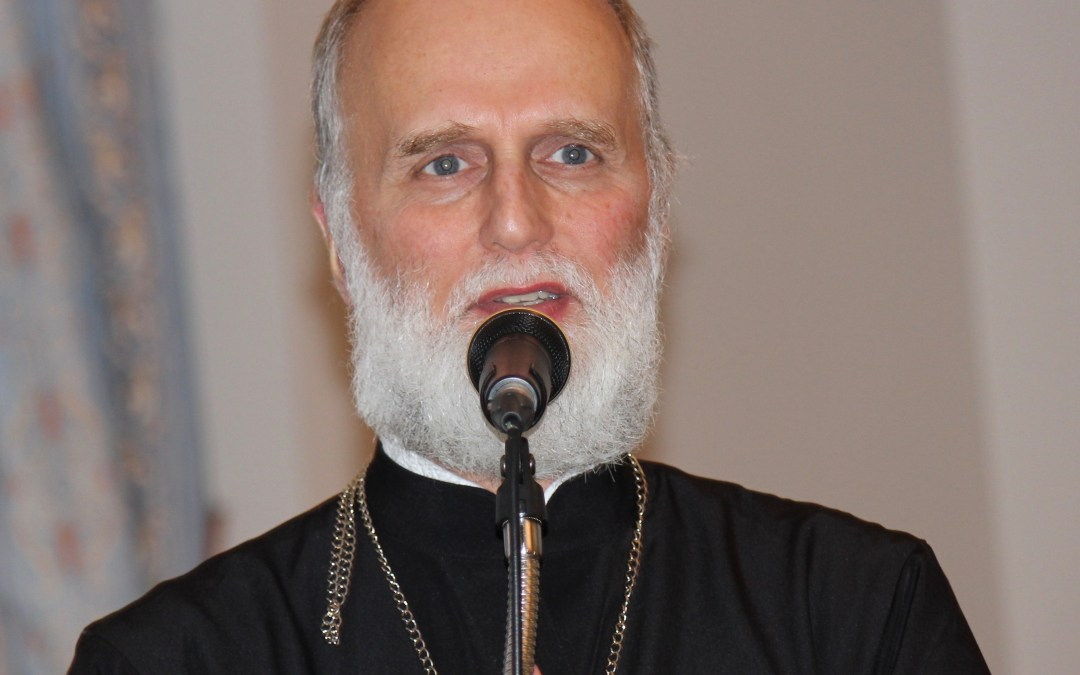 Ukrainian Catholic bishop shares insights into powerful faith