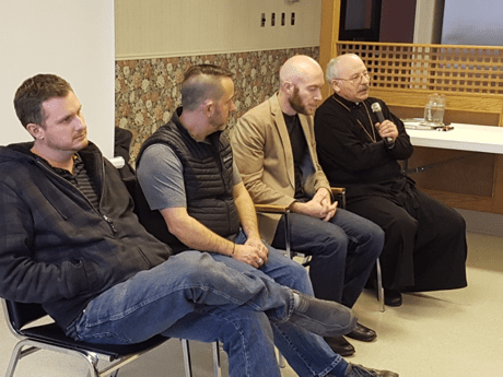 "Called to be Holy Men's Conference:  ""It opened my heart to my relationship with God"""