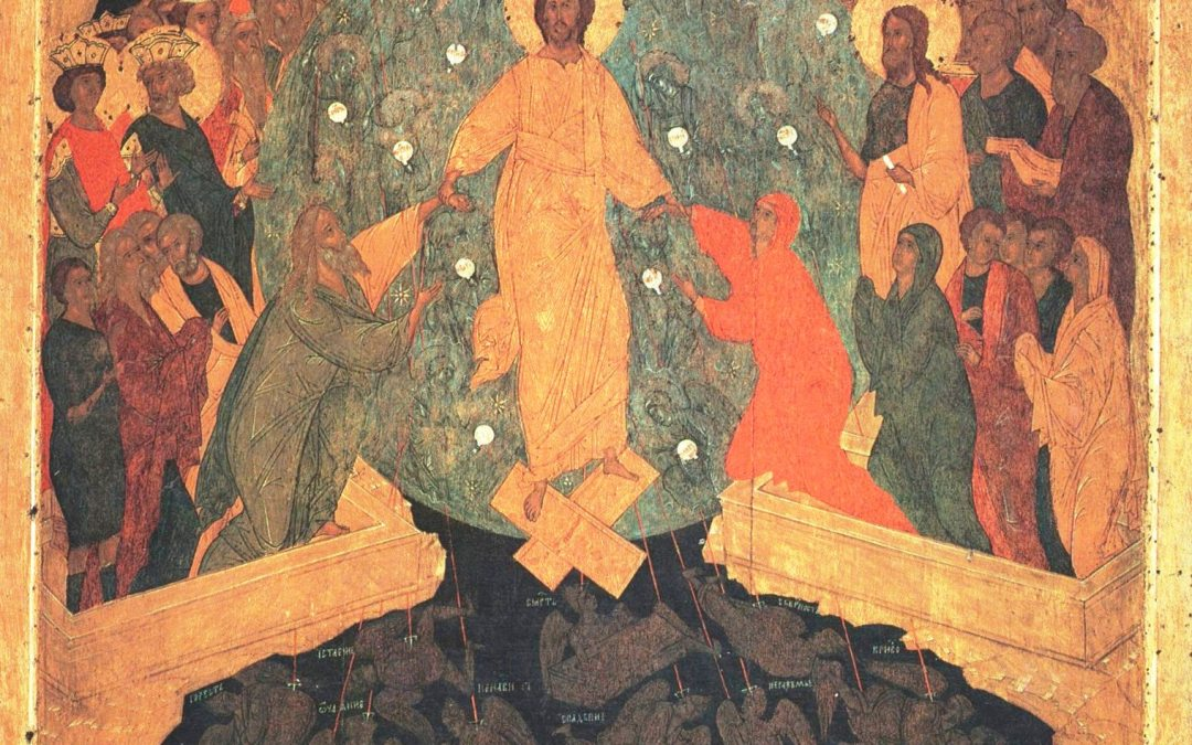 April 16, 2017 Pascha: The Feast of the Resurrection of Our Lord God and Saviour Jesus Christ
