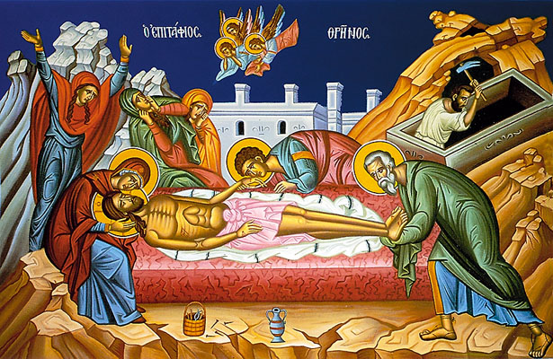 April 15, 2017 Great and Holy Saturday Vespers with the Divine Liturgy of St. Basil the Great