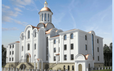 Gift from Calgary Realizes Ukrainian Seminary's Dream