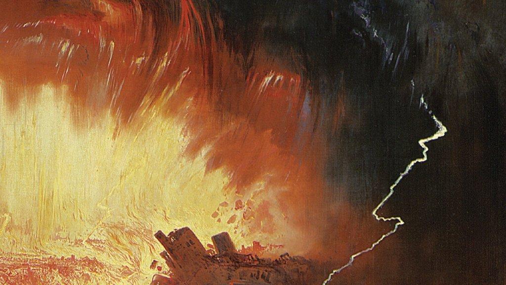 Image result for hawk violence biblical god