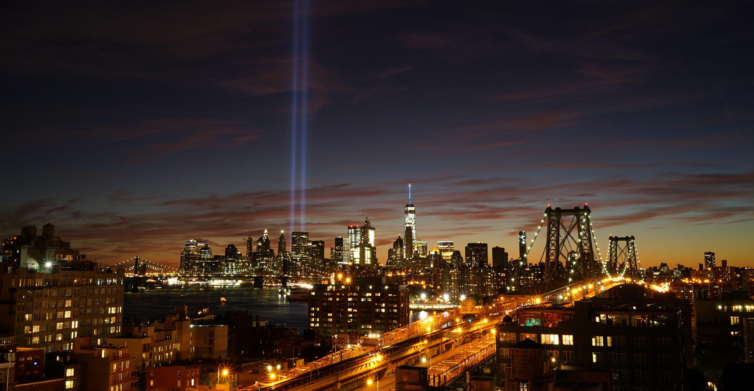 Advent at Ground Zero: Rutledge on 9/11