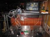 The streaming system used in Telakka. An elegant multicamera stream!