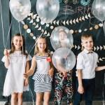 De 5 vrolijkste ballondecoraties voor kinderfeestjes