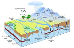WaterEnergy  Earth and Environmental Sciences Area