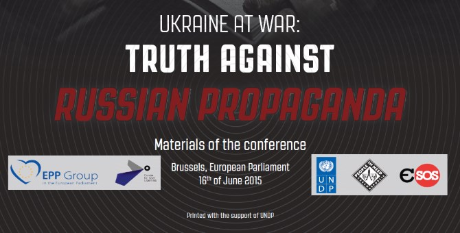 Ukraine at War: Truth Against Russian Propaganda