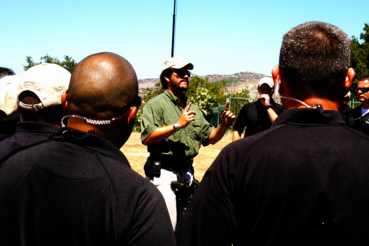 corporate security training