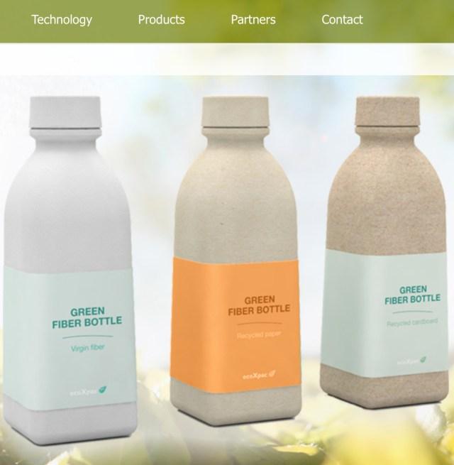 Tulevikus tehakse joogipudelid puidust