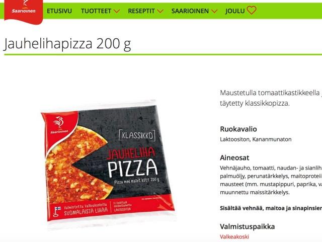 Soomes kasvab kiiresti valmistoitude müük