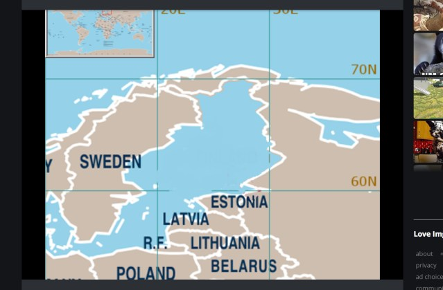 Maailmas levib teooria, et Soomet pole tegelikult olemas