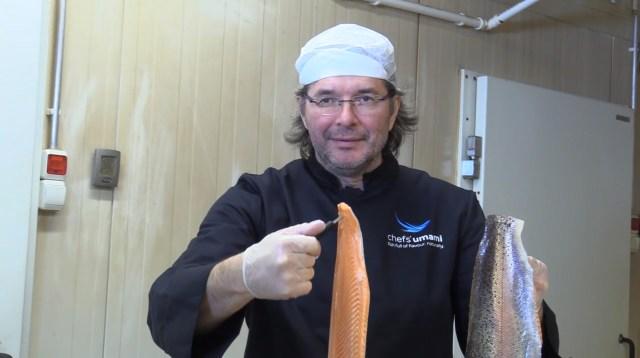 Eesti füüsik toodab Soomes maailma parimat kala
