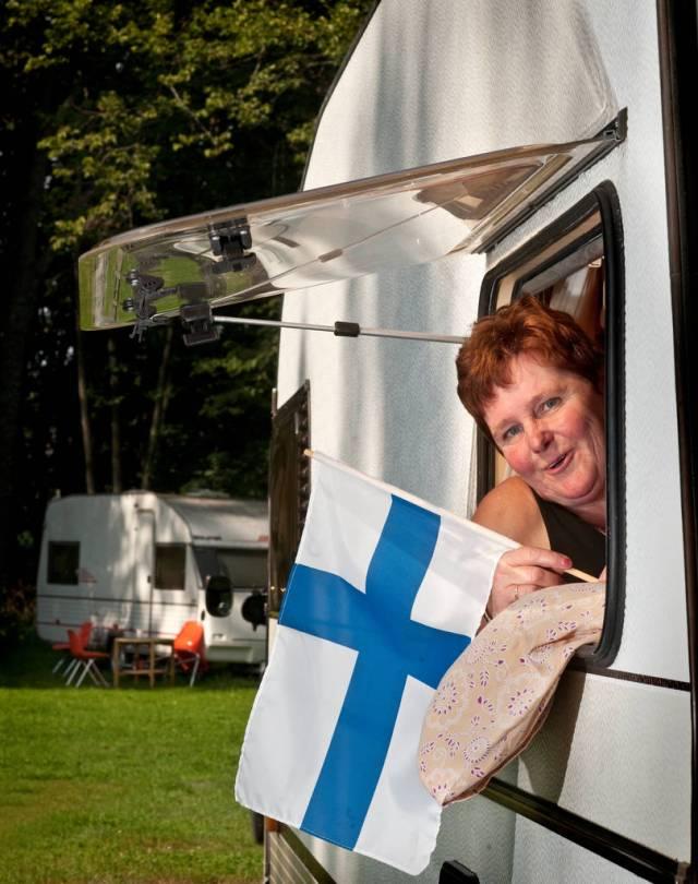 Soome alustas kodanikupalga maksmist