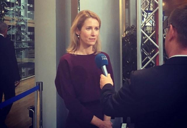 Kaja Kallas intervjuus Soome raadiole Eestis: lõhe Reformierakonnas püsib
