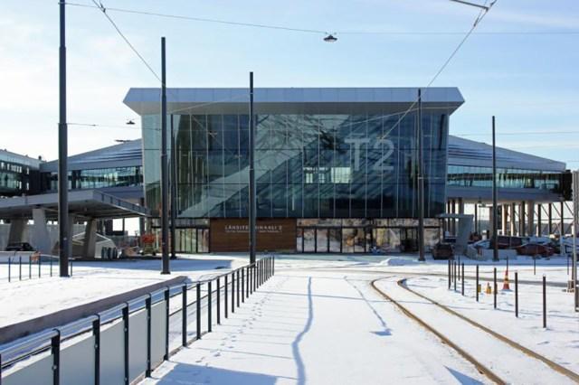 Täna avati Helsingi Lääneterminali uus osa