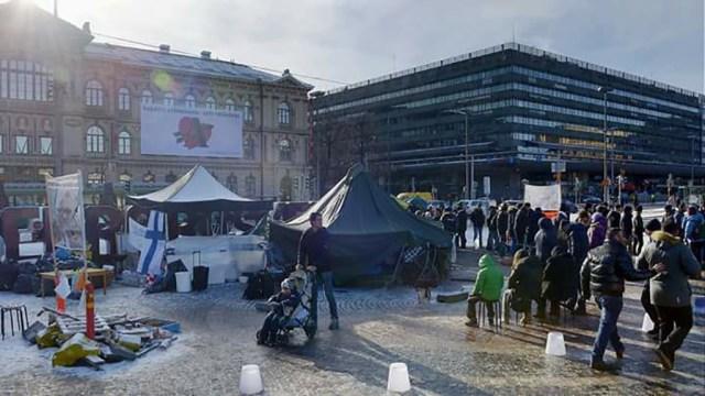 Soome rahvuslased kavandavad laupäevaks puhastust immigrantidest