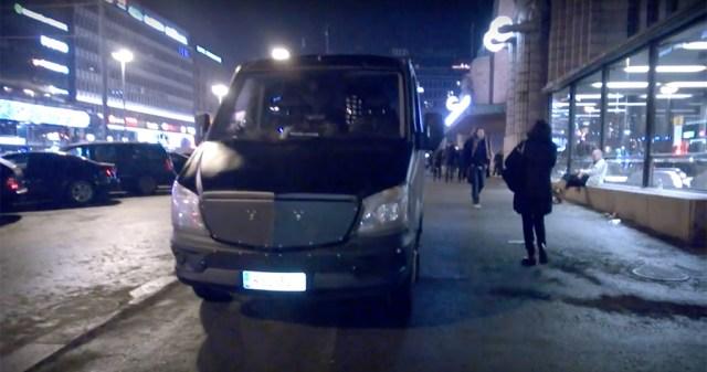 Soome politsei valmistub homseks mäsuks Helsingis – välja on toodud eriauto Mörkö