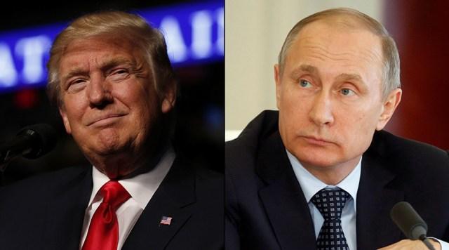 Trump ja Putin kohtuvad esimest korda Saksamaal Hamburgis