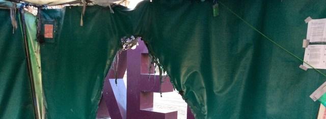 KUUM: Immigrantide telki visati süütepudel