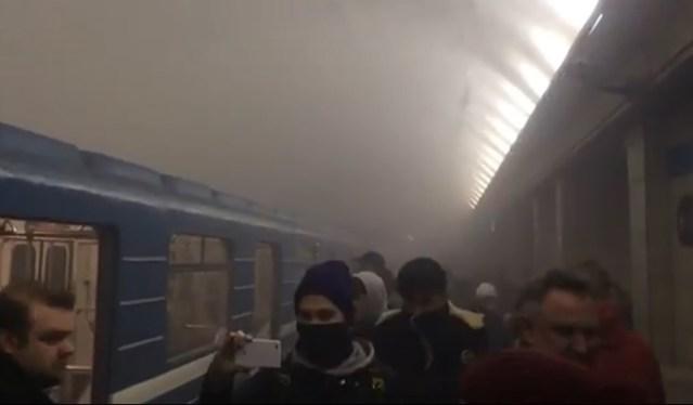 Soomlane Tara oli metroojaamas, kui pomm plahvatas