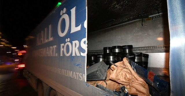 Stockholmi rünnakus kasutatud õlleautost leiti pomm