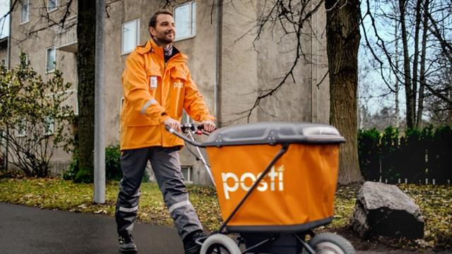 Soome postifirma hakkab katseliselt pakke koju tooma siis, kui inimest pole kodus