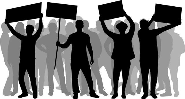 Rakvere tapatsehhi töötajad avaldavad meelt kolmapäeval Turus