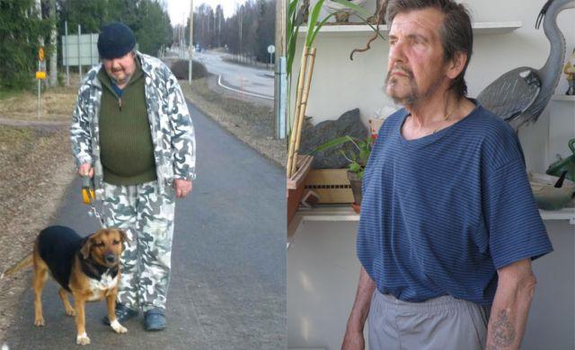 Heikki loobus jahutoodetest ja piimast ning võttis alla 55 kilo