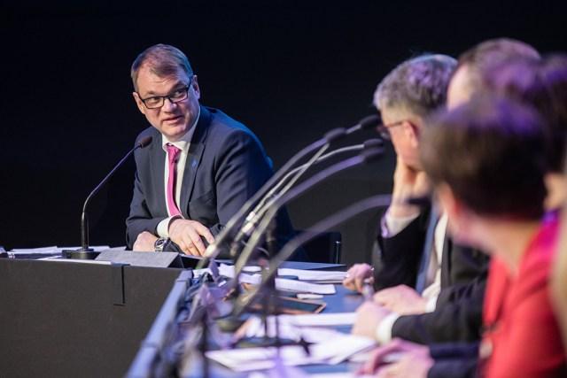 Sipilä: Soome roll ELis suureneb pärast Britannia lahkumist