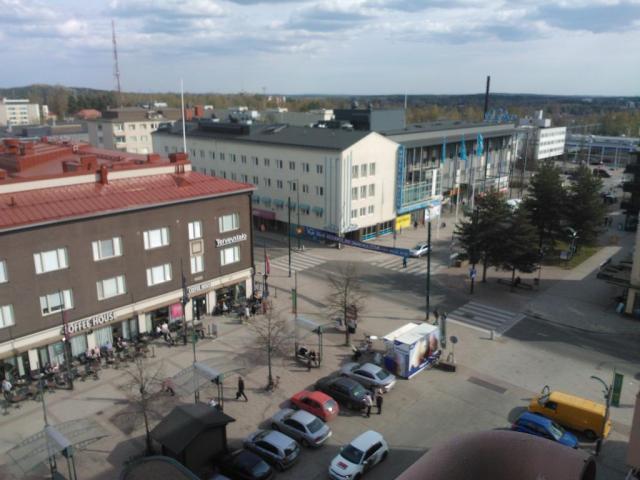 Varjupaigataotlejad nõuavad Kouvolas lisaraha